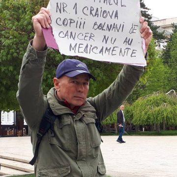 Mesajul voluntarului Costel a ajuns la Bucureşti. Pintea promite că rezolvă problema de la Oncopediatrie