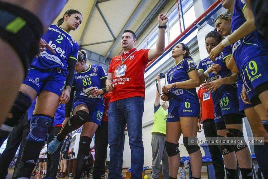 SCM Rm. Vâlcea a pierdut în finala Cupei României