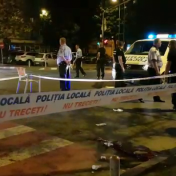Tânăr de 21 de ani, înjunghiat într-un bar din Bumbești-Jiu