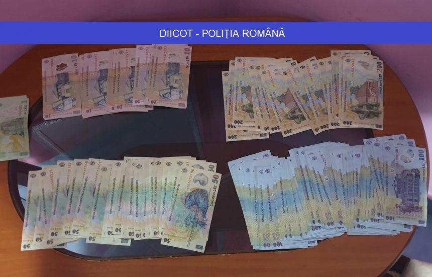 Foto/Video. Împrumuturi cu dobânzi de 100% şi prostituţie, la Caracal