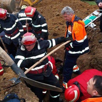 Mehedinți: Poliția a deschis dosar de ucidere din culpă în cazul accidentului de muncă de la Burila Mică
