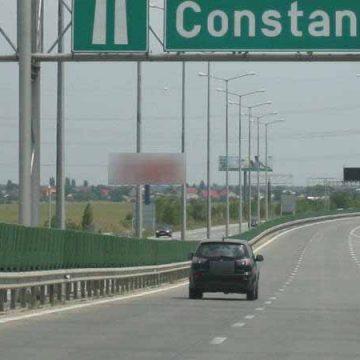 Trafic restricţionat pe Autostrada Soarelui spre litoral