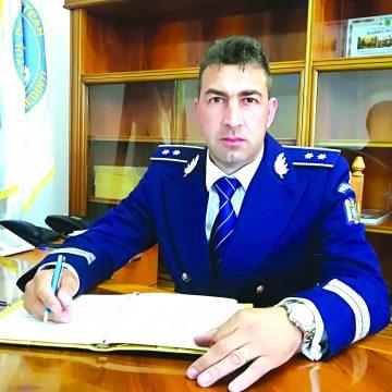 Șeful IPJ Mehedinți, înlocuit din funcție cu un polițist din IPJ Gorj