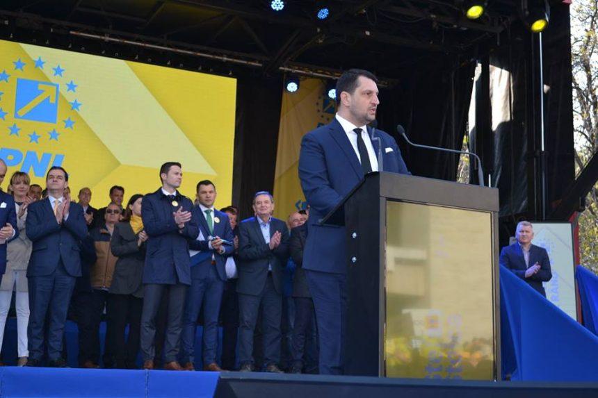 PNL Dolj a gonit primarii care au ales să susţină PSD