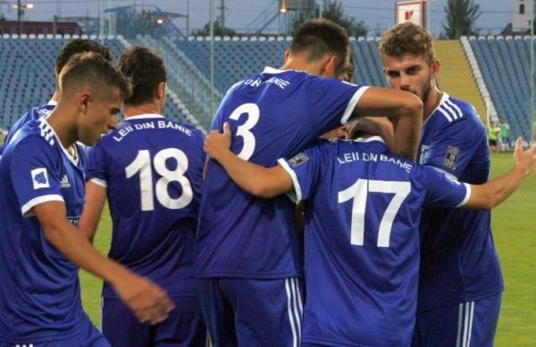 Turris, trei puncte cu Horezu. FCU câștigă degeaba!