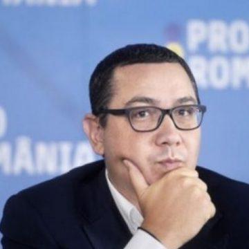 Victor Ponta: Dăncilă va fi debarcată de propriul partid, aşa cum s-a întâmplat şi în cazul lui Dragnea