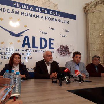 ALDE are opţiuni diferite în alianţa cu PSD şi cere celorlalte partide să fie corecte în campanie