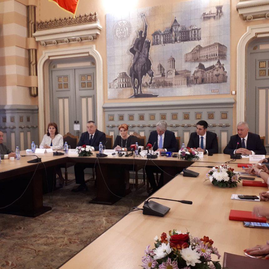 Masterplanul pe apă al Doljului, de 450 milioane euro, semnat