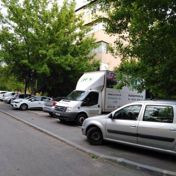 În Craiova, parcarea este un haos anunțat