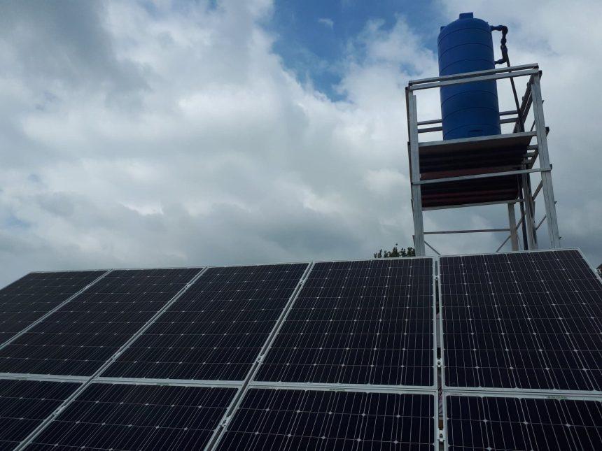 Primul sistem de irigaţii cu energie verde din ţară, inaugurat la Dolj