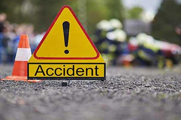 Accident pe DN6, la Brădești