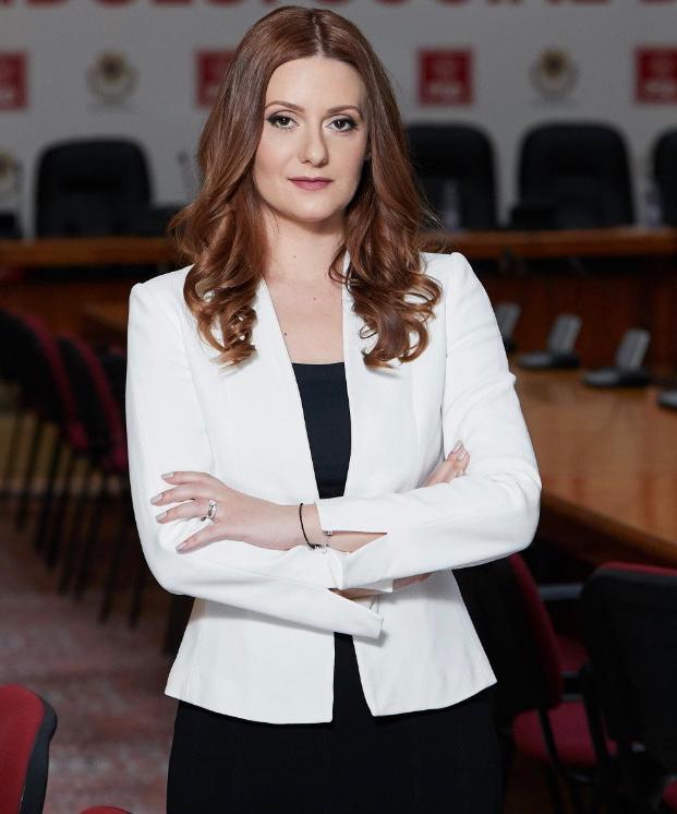"""Eliza Peța-Ștefănescu, deputat PSD de Dolj: """"Creșterea nivelului de trai, un punct de referință pentru alegerile de duminică"""""""
