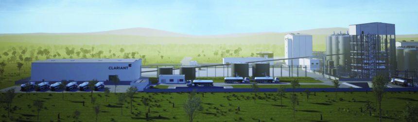 Proiectul sunliquid® al companiei Clariant din Podari contribuie la dezvoltarea economiei locale și la combaterea schimbărilor climatice