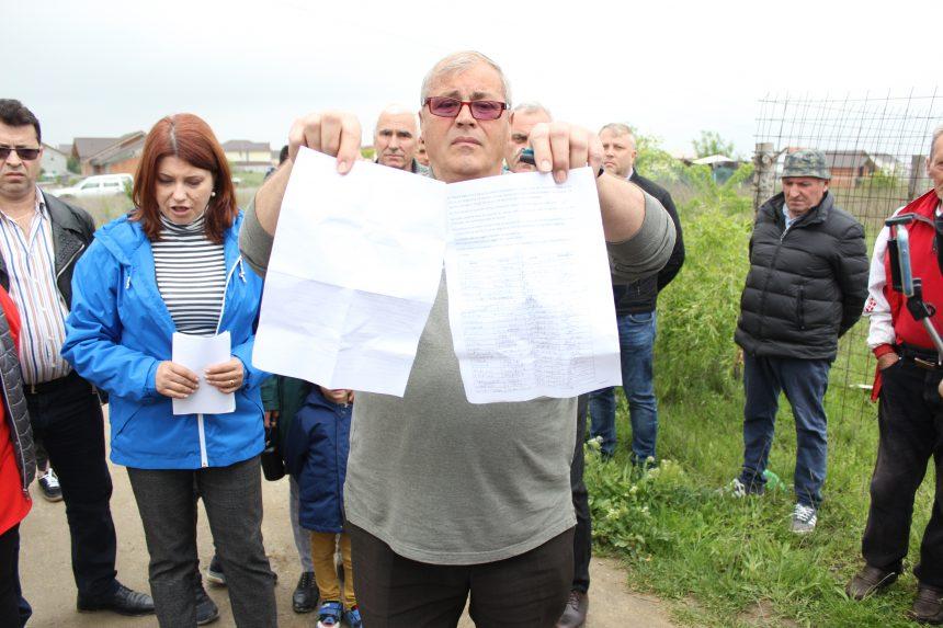 Craiovenii din Malu Mare, din zona Lămâiţei, aşteaptă lumină