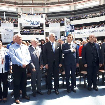 """VIDEO/Tăriceanu, la Craiova: """"Să ştiţi că prosperitate nu există fără libertate"""""""