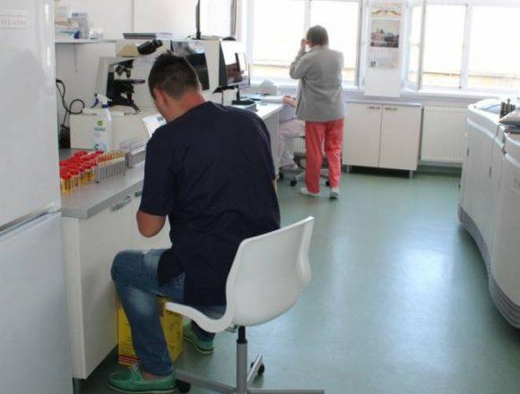 Prima reabilitare integrală a Laboratorului de analize de la SJU Slatina, la final