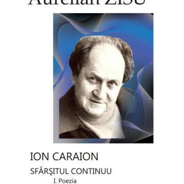Despre cultura de azi: Aurelian Zisu – poetul tragicului existențial