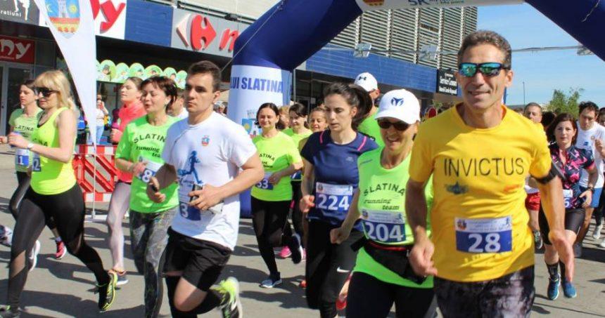 Peste 250 de persoane, la Crosul Primăverii Slatina-5k