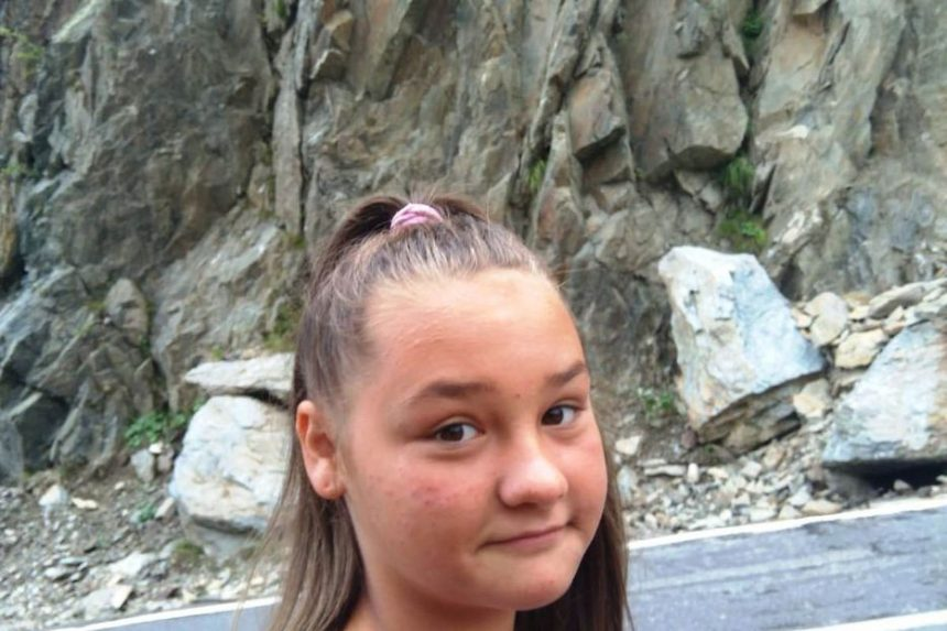 Mehedinți: Fetița dispărută a fost găsită teafără!