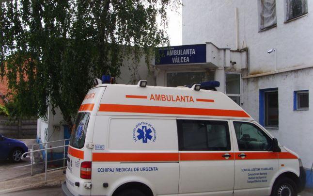 Ambulanţe moderne, în dotarea SAJ Vâlcea