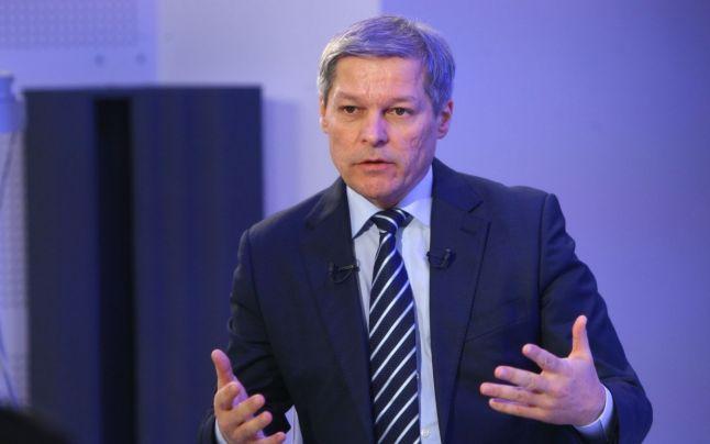 Cioloş: USR-PLUS este gata să-şi asume inclusiv guvernarea