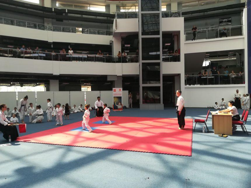 Peste 150 de copii, la Cupa Verii 2019, la karate fudokan shotokan