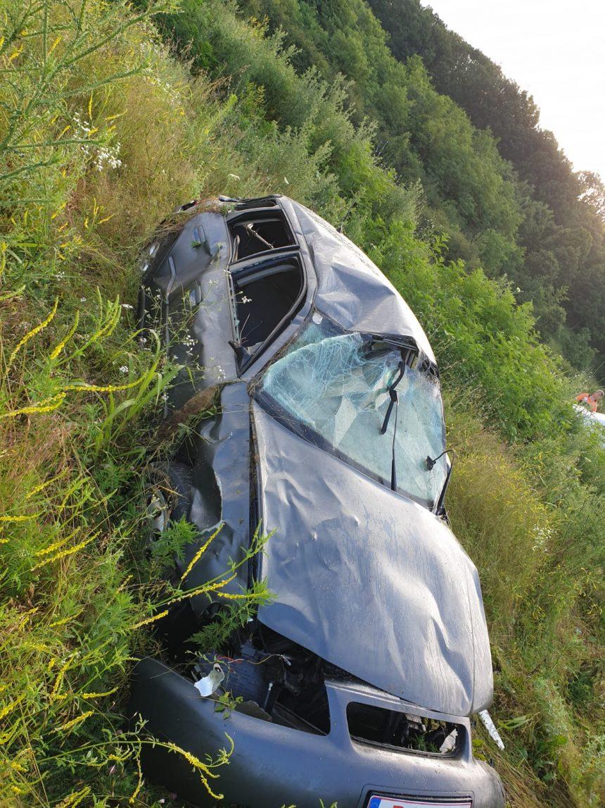 Tânăr de 24 ani, decedat într-un accident
