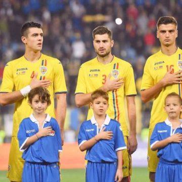 Tricolorii U21, debut impresionant la EURO, slătineanul Florin Ştefan, integralist