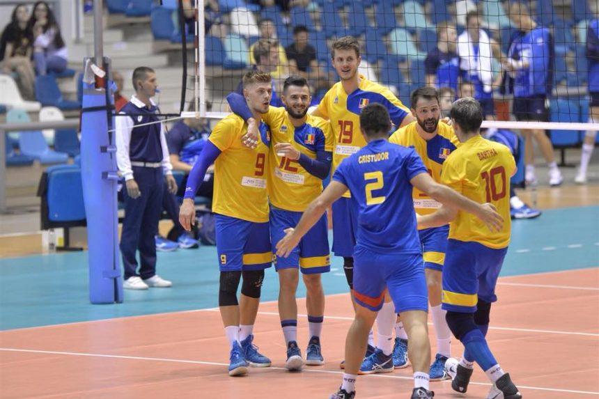 Grecia – România, în finala Silver League
