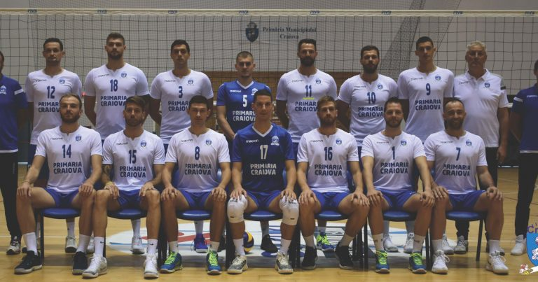 Echipa de volei masculin a Craiovei se destramă