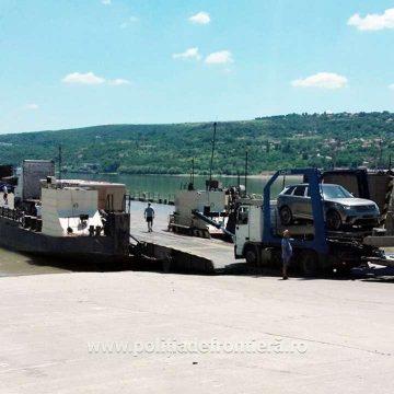Restricţiile de pe Dunăre, în Bechet, ridicate