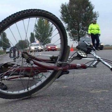 Gorj. Mort de beat pe bicicletă. Și-a pierdut echilibrul și a căzut