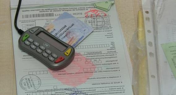 CNAS cere suspendarea cardului de sănătate