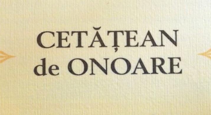 """Două """"legende"""" ale învăţământului din Râmnicu Vâlcea au primit titlul de """"Cetăţean de Onoare"""""""