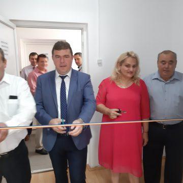 Instituție nouă inaugurată la Corcova