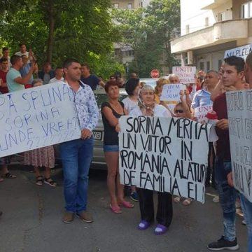 Procurorul general cere revizuirea deciziei de adopţie a Sorinei