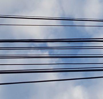 Patru tineri au furat 450 de metri de cablu telefonic