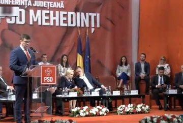 Screciu, preşedinte executiv peste pesediştii din Mehedinţi
