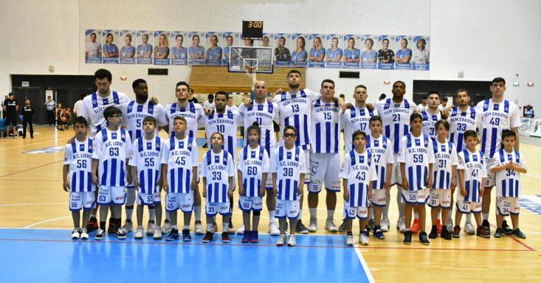 Trei pierderi grele pentru echipa de baschet a Craiovei