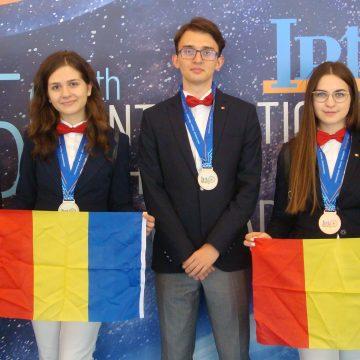 Cinci medalii pentru echipa României la Olimpiada Internaţională de Fizică de la Tel Aviv