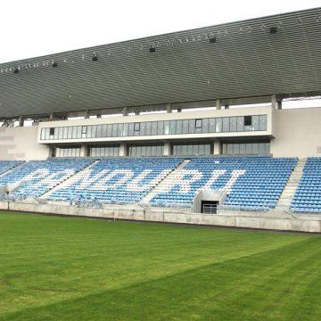 Gorjenii mai au de așteptat până la inaugurarea stadionului de 30 de milioane de euro