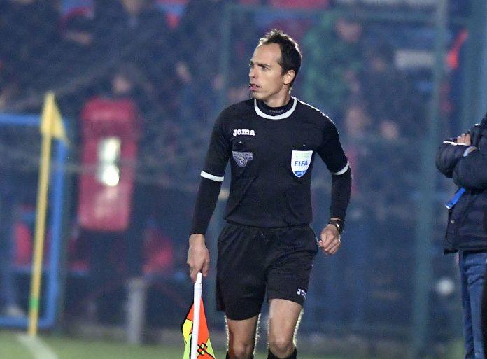 Valentin Avram, delegat la semifinala EURO U19