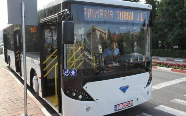 Târgu Jiu. Programul autobuzelor în perioada vacanței elevilor