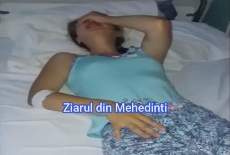 Scene revoltătoare surprinse la Spitalul Județean de Urgență din Turnu Severin (VIDEO)