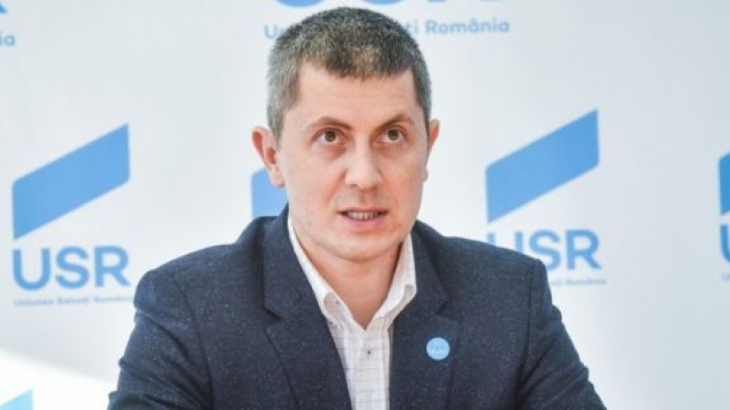 Dan Barna este candidatul USR la prezidenţiale