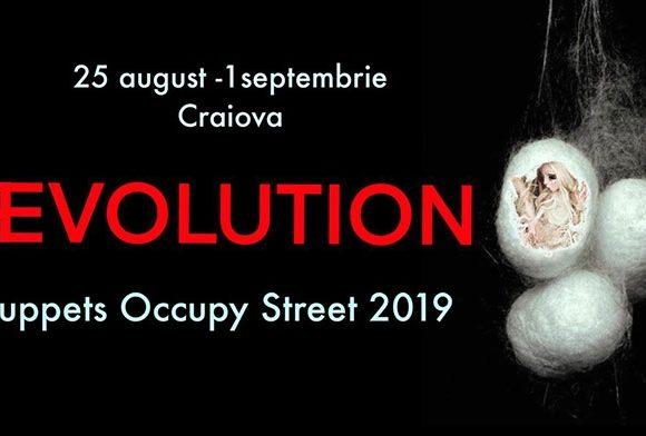 Puppets Occupy Street – REvolution