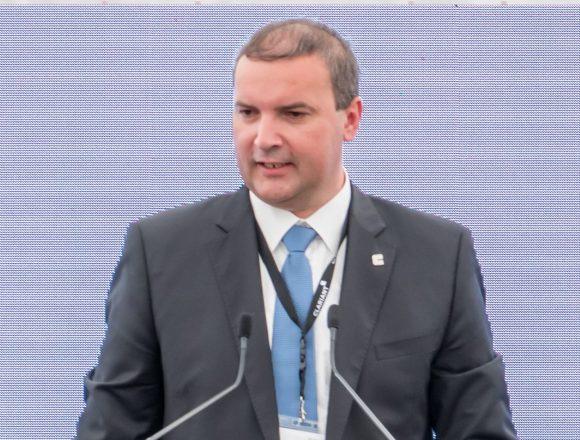 """Dragoş Gavriluţă, director de proiect Clariant: """"Bioetanolul fabricat în Podari va pune România pe harta globală a producătorilor de biocombustibil avansat"""""""