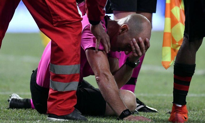 Începe ancheta UEFA cu privire la incidentele de pe Oblemenco!