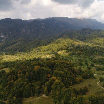 """Oltenia de sub munte"", geoparc UNESCO?"