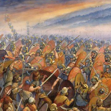 Dacii şi romanii revin în Oltenia
